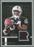 2006 Fleer Hot Prospects Retrospective Jerseys #REJP Jerry Porter