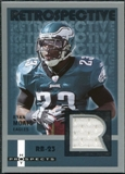 2006 Fleer Hot Prospects Retrospective Jerseys #REMO Ryan Moats
