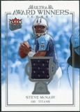 2006 Fleer Ultra Award Winners Jerseys #UAASM Steve McNair