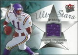 2006 Fleer Ultra Stars Jerseys #USDC Daunte Culpepper