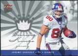 2006 Fleer Ultra Scoring Kings Jerseys #SKJS Jeremy Shockey
