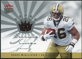 2006 Fleer Ultra Scoring Kings Jerseys #SKDM Deuce McAllister