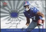 2006 Fleer Ultra Scoring Kings Jerseys #SKPB Plaxico Burress