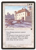 Magic the Gathering Legends Single Moat - NEAR MINT (NM)