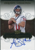 2008 Upper Deck Exquisite Collection #104 Alex Brink Autograph /150