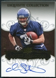 2008 Upper Deck Exquisite Collection #112 Owen Schmitt Autograph /150