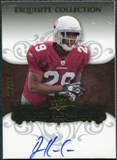 2008 Upper Deck Exquisite Collection #117 Dominique Rodgers-Cromartie Autograph /150