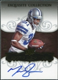 2008 Upper Deck Exquisite Collection #118 Mike Jenkins RC Autograph /150