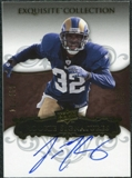 2008 Upper Deck Exquisite Collection #133 Justin King RC Autograph /150
