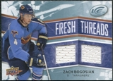 2008/09 Upper Deck Ice Fresh Threads #FTBO Zach Bogosian