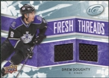 2008/09 Upper Deck Ice Fresh Threads #FTDD Drew Doughty