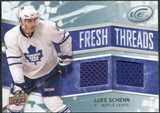 2008/09 Upper Deck Ice Fresh Threads #FTLS Luke Schenn