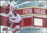 2008/09 Upper Deck Ice Fresh Threads #FTMB Mikkel Boedker