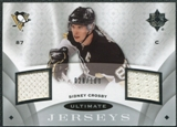 2008/09 Upper Deck Ultimate Collection Ultimate Jerseys #UJSC Sidney Crosby /100