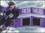 2008/09 Upper Deck Ice Fresh Threads Parallel #FTDD Drew Doughty /100