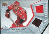 2008/09 Upper Deck Ice Frozen Fabrics #FFRD Rod Brind`Amour