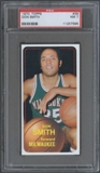 1970/71 Topps Basketball #39 Don Smith PSA 7 (NM) *7595