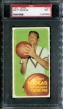 1970/71 Topps Basketball #124 Matt Guokas PSA 7 (NM) *7649