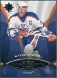2008/09 Upper Deck Ultimate Collection #14 Wayne Gretzky /299
