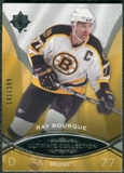 2008/09 Upper Deck Ultimate Collection #16 Ray Bourque /299