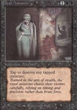 Magic the Gathering Beta Single Royal Assassin UNPLAYED (NM/MT)