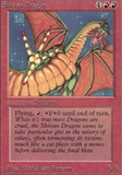 Magic the Gathering Beta Single Shivan Dragon UNPLAYED (NM/MT)