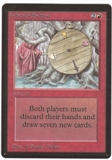 Magic the Gathering Beta Single Wheel of Fortune UNPLAYED (NM/MT)
