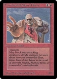 Magic the Gathering Beta Single Two-Headed Giant of Foriys UNPLAYED (NM/MT)