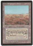 Magic the Gathering Beta Single Scrubland UNPLAYED (NM/MT)