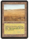 Magic the Gathering Alpha Single Savannah - NEAR MINT (NM)