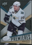 2008/09 Upper Deck Ice #102 Mark Fistric /1999