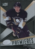 2008/09 Upper Deck Ice #110 Janne Pesonen /1999