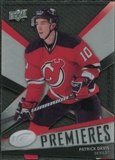 2008/09 Upper Deck Ice #112 Patrick Davis /1999