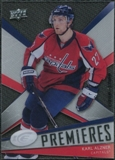 2008/09 Upper Deck Ice #114 Karl Alzner /1999