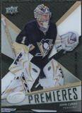 2008/09 Upper Deck Ice #115 John Curry /1999