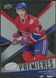 2008/09 Upper Deck Ice #124 Ben Maxwell /999