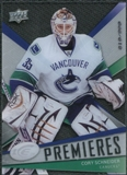 2008/09 Upper Deck Ice #130 Cory Schneider /999