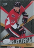 2008/09 Upper Deck Ice #135 Brian Lee /999