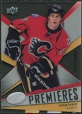 2008/09 Upper Deck Ice #136 Adam Pardy /999