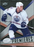 2008/09 Upper Deck Ice #137 Theo Peckham /999