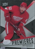 2008/09 Upper Deck Ice #139 Mattias Ritola /999