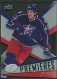 2008/09 Upper Deck Ice #140 Tom Sestito /999