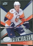 2008/09 Upper Deck Ice #145 Kyle Okposo /499
