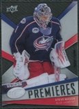 2008/09 Upper Deck Ice #150 Steve Mason /499