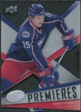 2008/09 Upper Deck Ice #162 Derek Dorsett /499