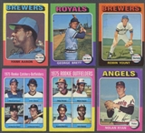 1975 Topps Mini Baseball Complete Set (NM-MT condition)