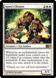 Magic the Gathering 2014 Single Ajani's Chosen UNPLAYED (NM/MT) - 4x Playset