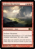 Magic the Gathering 2014 Single Awaken the Ancient UNPLAYED (NM/MT) - 4x Playset