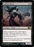Magic the Gathering 2014 Single Syphon Sliver UNPLAYED (NM/MT) - 4x Playset