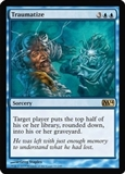 Magic the Gathering 2014 Single Traumatize UNPLAYED (NM/MT) - 4x Playset